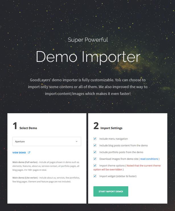 Infinite - Multipurpose WordPress Theme - 15