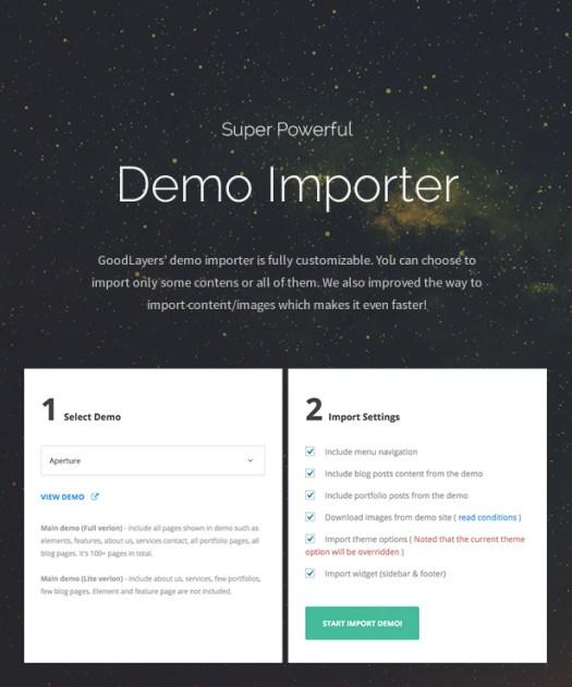 Infinite - Multipurpose WordPress Theme - 11