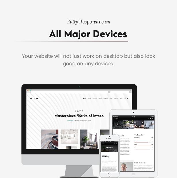 Inteco - Interior & Architecture WordPress Theme - 8