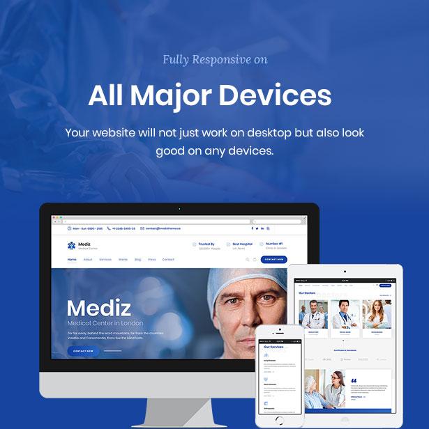 Mediz - Medical WordPress - 14
