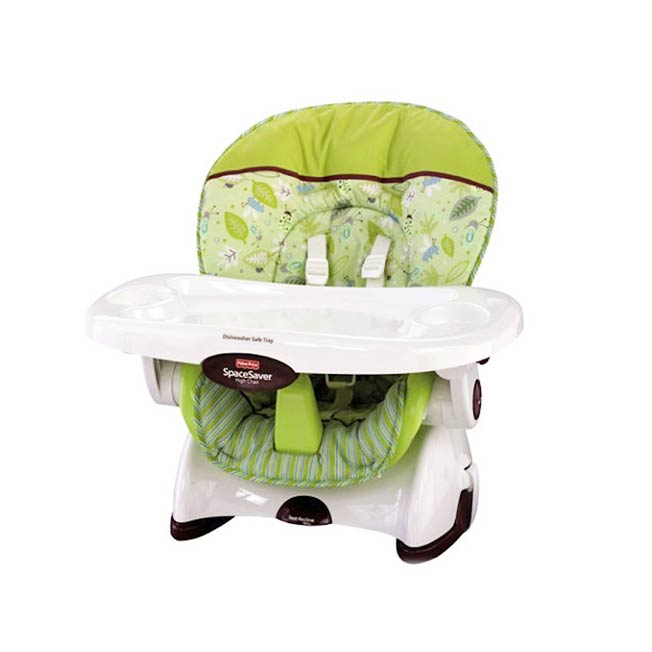 rainforest high chair jonathan adler friends spacesaver medical