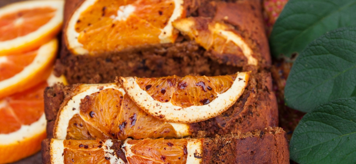 Orange Chocolate Bread