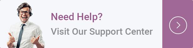 NinjaTeam Support Center