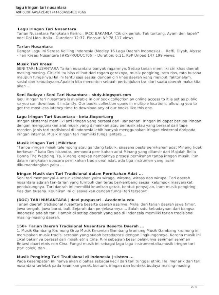 Pengertian Tari Kelompok Nusantara : pengertian, kelompok, nusantara, Iringan, Nusantara, Beta.·, Daerah, Seputar, Budaya, Jenis