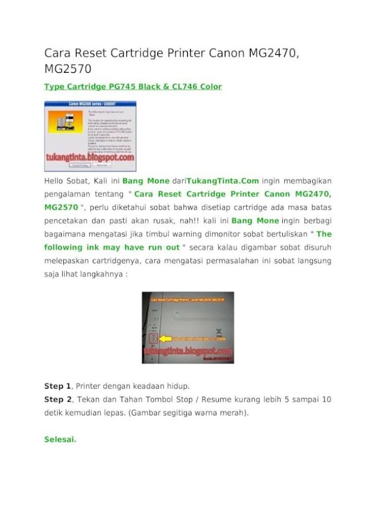 Cara Mengatasi Printer Canon Ip2770 Lampu Kuning Berkedip : mengatasi, printer, canon, ip2770, lampu, kuning, berkedip, Mengatasi, Lampu, Berkedip, Printer, Canon, Mg2570