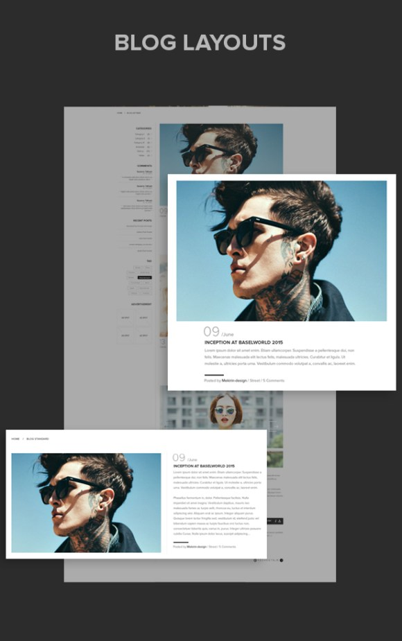 Mandala - Responsive Ecommerce WordPress Theme - 4