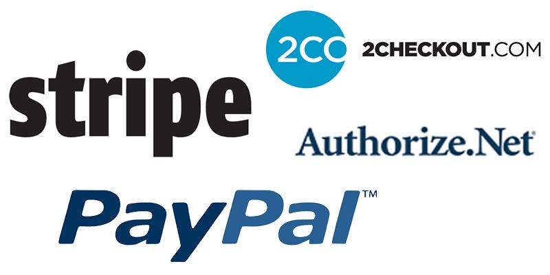 Gateways de pagamento múltiplo e Currencie