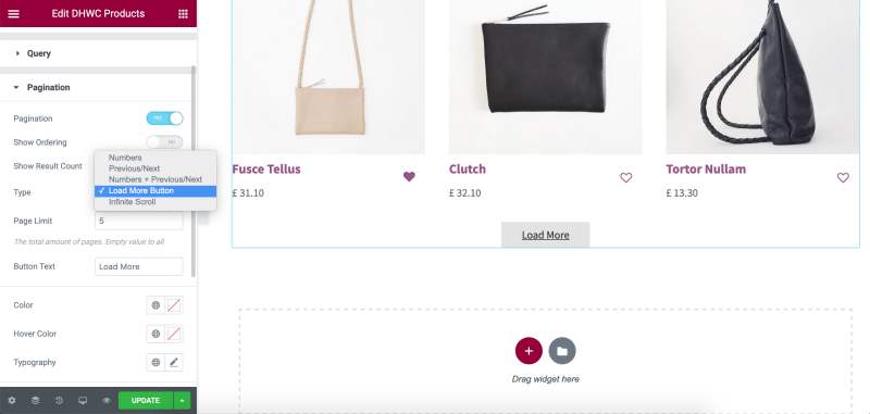 WooCommerce Products Layouts for Elementor - 7