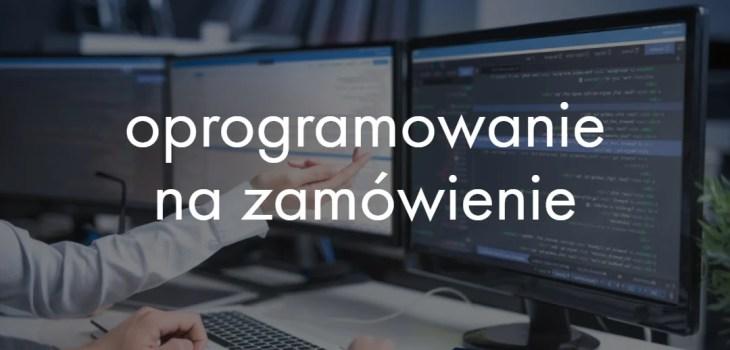 oprogramowanie na zamówienie poznań