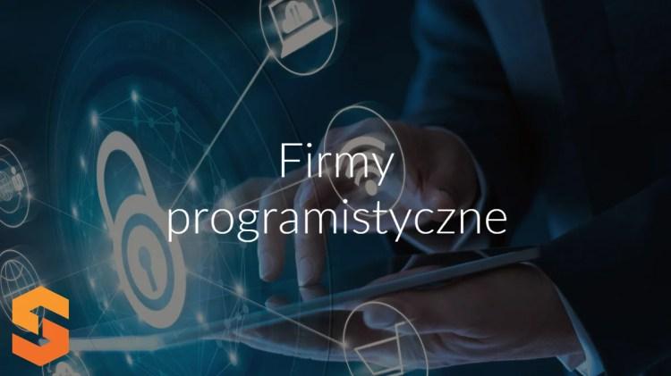 outsourcing it wielkopolskie,firmy programistyczne wrocław