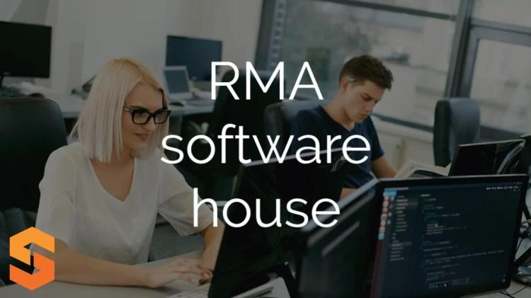 program rma on-line,rma software house
