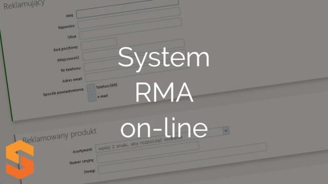 system rejestracji zgłoszeń online,system rma on-line