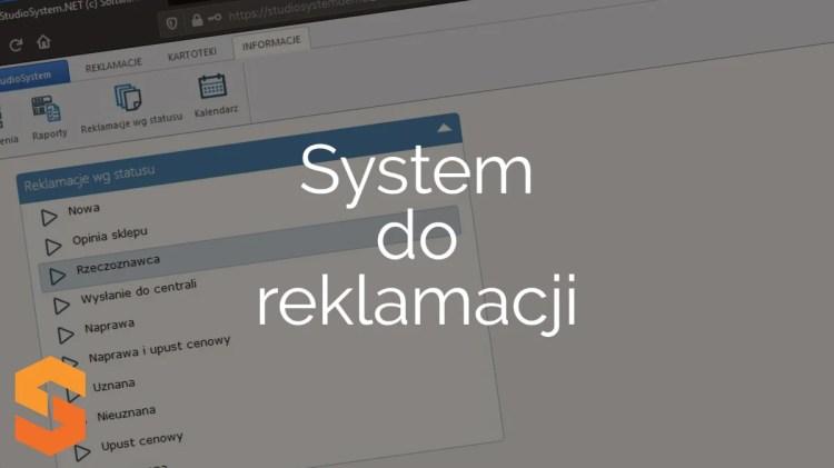 rma software house,system do reklamacji