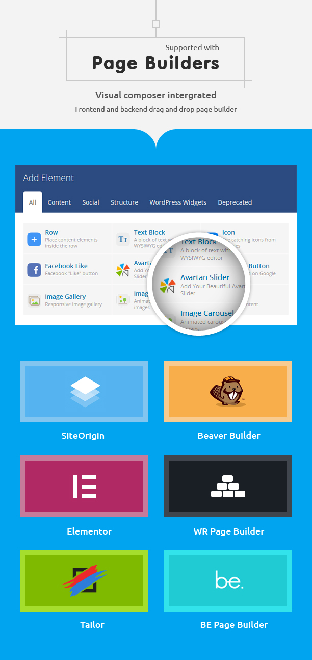 Avartan Slider - Responsive WordPress Slider Plugin 7