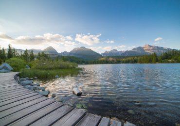 Evening Lake Side