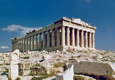 """The Parthenon in Athens"" by Steve Swayne - Wikipedia"