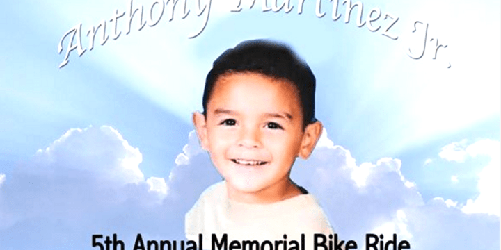 Anthony Martinez Jr. Memorial Ride of Silence