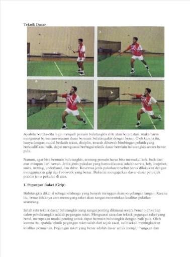 Cara Melatih Backhand Badminton : melatih, backhand, badminton, Bermain, Badminton, Document]