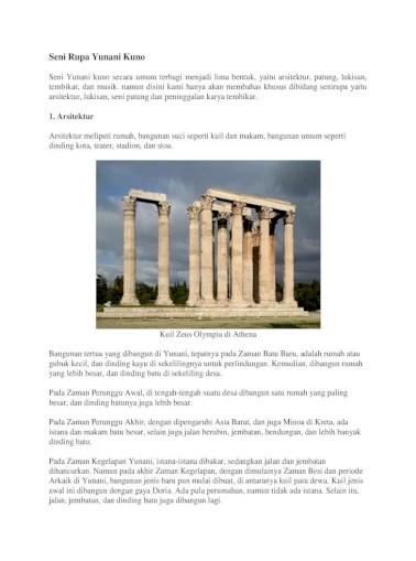 Teater Yunani Kuno : teater, yunani, Sejarah, Yunani, Document]