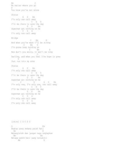 Chord Lagu Santai : chord, santai, Chord, Gitar, Campuran, Document]