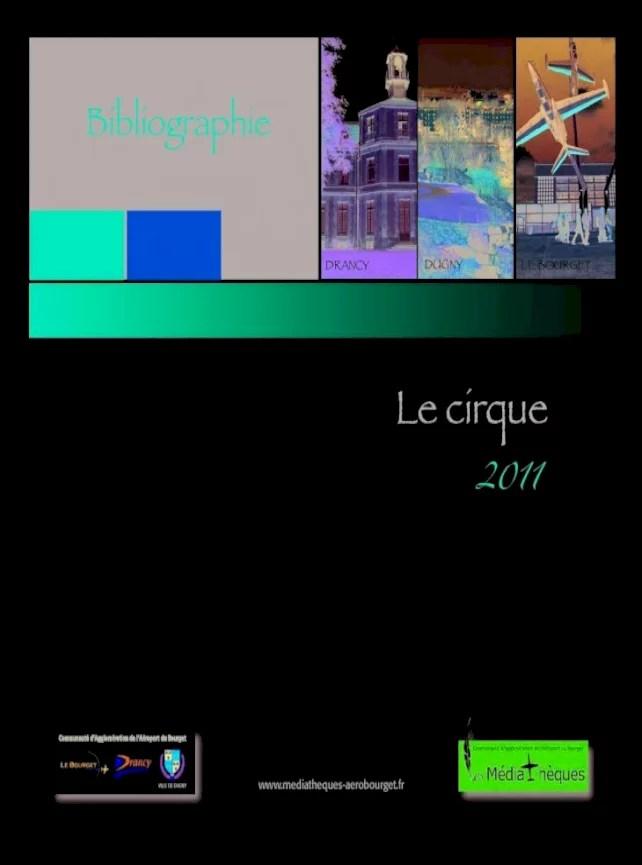 A La Recherche De L'obscure Silhouette : recherche, l'obscure, silhouette, Bibliographie, Cirque, Document]