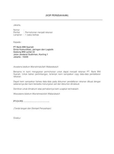 Surat Permohonan Rekanan : surat, permohonan, rekanan, Contoh-Surat-Permohonan-Rekanan.pdf, Document]