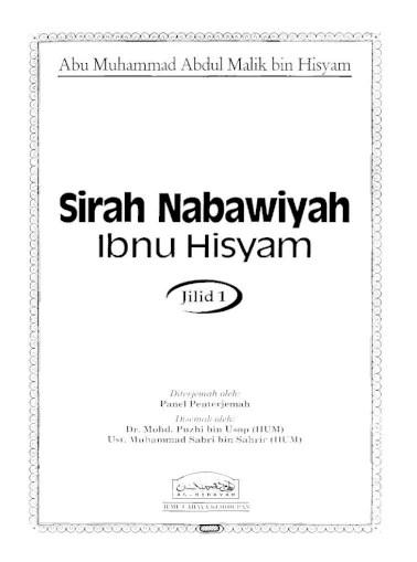 Sirah Nabawiyah Ibnu Hisyam Jilid 2 Pdf : sirah, nabawiyah, hisyam, jilid, Sirah, Nabawiyah, Hisyam, Document]