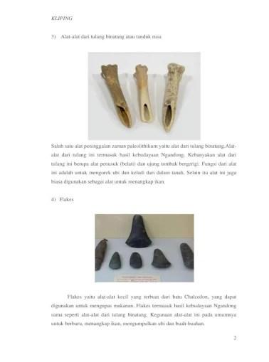 Alat-alat Manusia Purba Pada Zaman Batu : alat-alat, manusia, purba, zaman, Gambar, Pipisan, Zaman, Mesolithikum, Sekali
