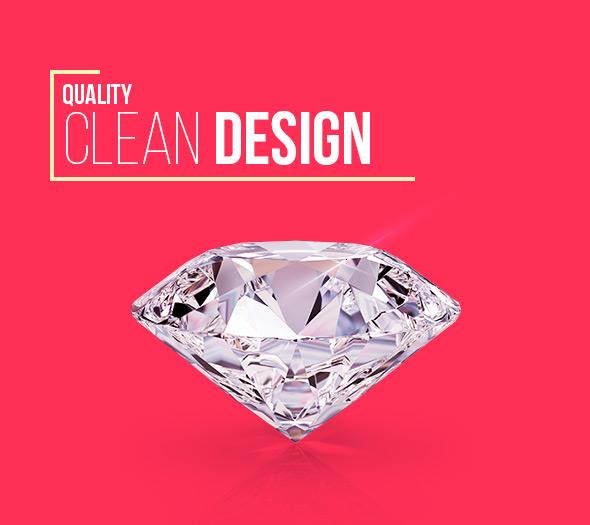 "Clean Design ""title ="" Clean Design"