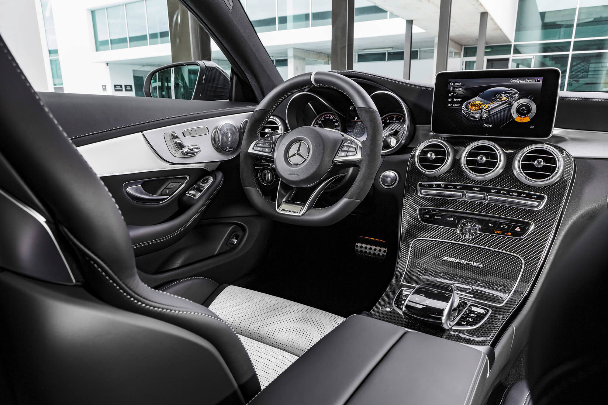 2017 Mercedes-AMG C63 Coupe Makes its Debut – Tribune