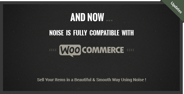 Noise WooCommerce Support