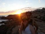 Aquele pôr do sol!!