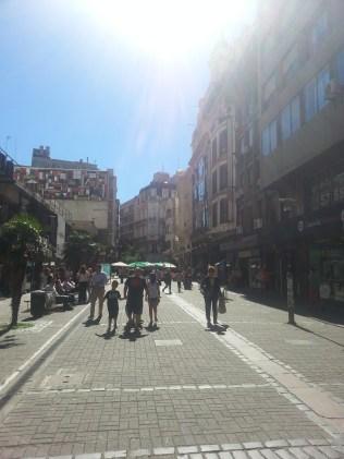 Las calles