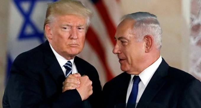 Trump cede a la presión israelí y bombardea Siria de nuevo<br><span style='color:#006EAF;font-size:12px;'>CON LA AYUDA DE FRANCIA Y GRAN BRETAÑA</span>