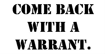 Obama Expands Reasonable Search and Seizure to Cell Phone