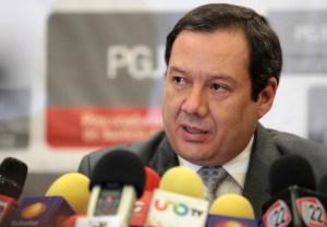Rueda de Prensa PGJE Coahuila