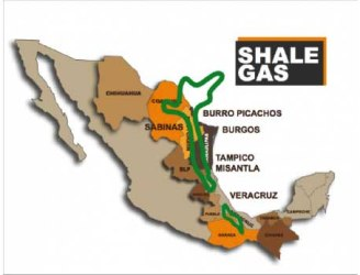 ... para todos los efectos prácticos,  lo del gas shale no es más que  otro caballito de batalla discursiva del gobierno de Coahuila...