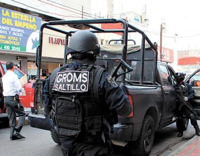 GROMS-Saltillo