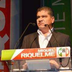 Miguel Riquelme, campaña rumbo a la gubernatura.