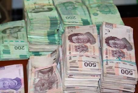 Por órdenes del gobernador Rubén Moreira Inició la danza de decenas de millones de pesos del erario público para comprar el voto ciudadano.