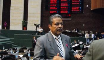 Tereso Medina, líder de la CTM en Coahuila.