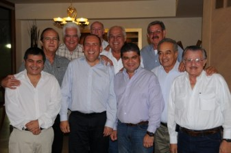 A Rubén Moreira y Miguel Riquelme les cayó como balde de agua helada la llegada de Beltrones al PRI.