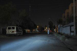 Así están las calles de Torreón.