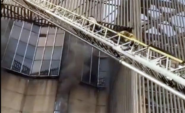 Incendio en oficinas del Metro paraliza 6 líneas; reportan un muerto – El  Demócrata
