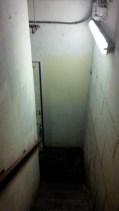 Cage d'escalier du parking Charras