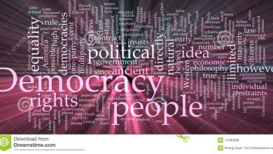 Photo of هل الديمقراطية حلٌ دائم ؟