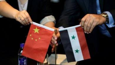 Photo of A Reading in the Syrian – Chinese relations