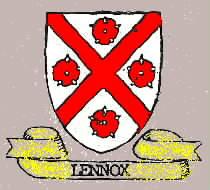 Petra 5 Lennox coat of arms