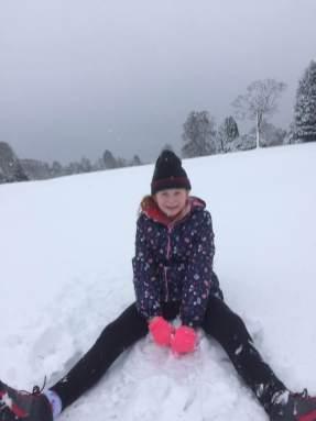 Snowjane 12 Julie Louise in Cardross