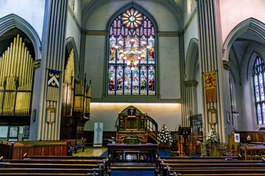 Abbey Dunfermline Bruce story